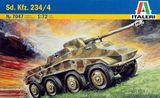 Масштабная модель бронеавтомобиля Sd. Kfz. 234/4