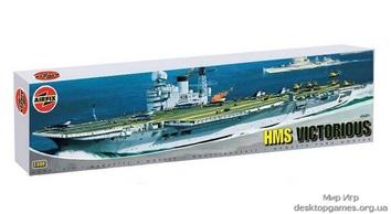 Модель корабля ЕВК «Викториес»