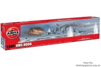 Модель корабля ЕВК «Худ»