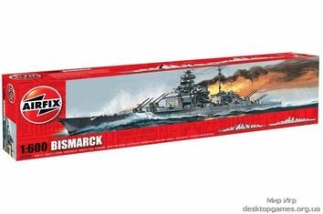 Модель корабля «Бисмарк»