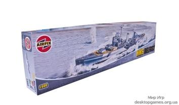 Британский лёгкий крейсер «Белфаст»