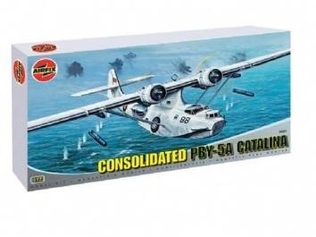 Сборная модель бомбардировщика Каталина
