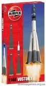 Модель космического корабля Восток I