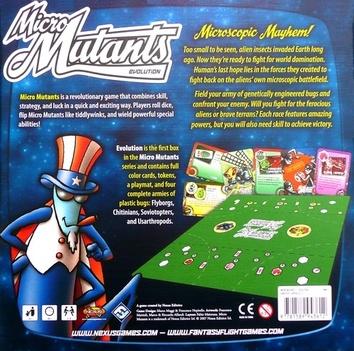 Micro Mutants: Evolution - фото 2
