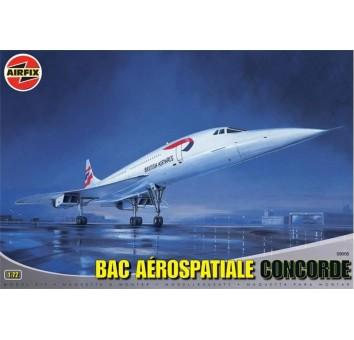 BAC CONCORDE  - SERIES 9