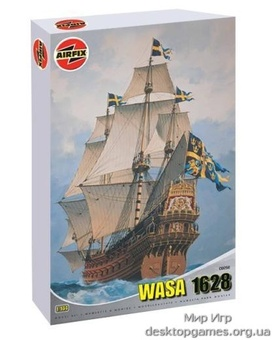 «Васа» модель шведского боевого корабля