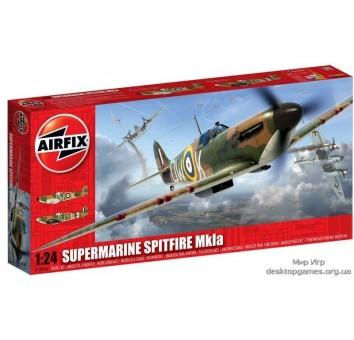 Модель самолета Супермарин Спитфайр MkIa