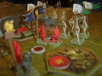 Battlelore: Battles of Westeros (Битвы Вестероса) - фото 3