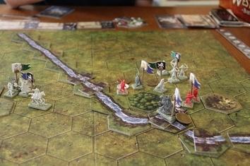 Battlelore: Battles of Westeros (Битвы Вестероса) - фото 9