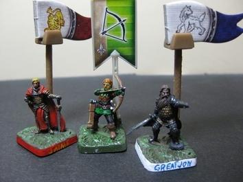 Battlelore: Battles of Westeros (Битвы Вестероса) - фото 10