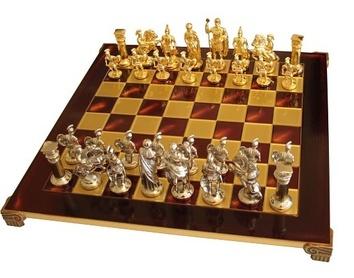 "Шахматы ""Manopoulos"",""Греко-римские"" (Красные)"