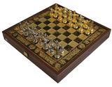 """Шахматы """"Manopoulos"""", """"Троянская  война"""" 36х36 см"""