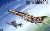 МиГ-21 МОНГОЛ Советский тренеровочный истребитель