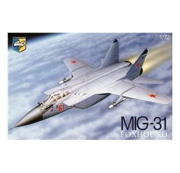Советский перехватчик МиГ-31Б
