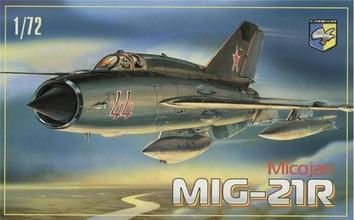 МиГ-21 Р советский истребитель-разведчик