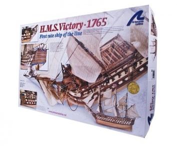 Модель деревянного парусника для склеивания H.M.S. VICTORY - фото 4