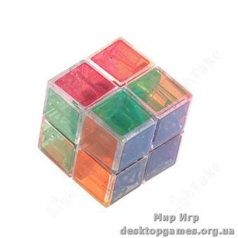 "Кубик Рубика 2х2 ""Ледышка"" (Rubik s Ice Cube 2x2)"