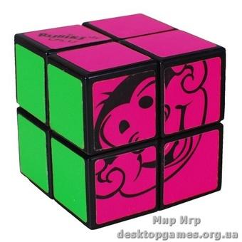Кубик Рубика 2х2 для малышей (Rubiks Cube2х2Junior)