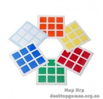 Стикеры 3х3 Умный Кубик Stickers for Smart Cube