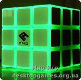 Светящийся кубик 3х3 C4U Luminous Green
