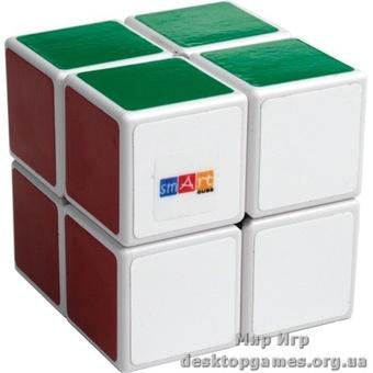 Умный Кубик 2х2 Белый (Smart Cube | QJ | ShengShou)