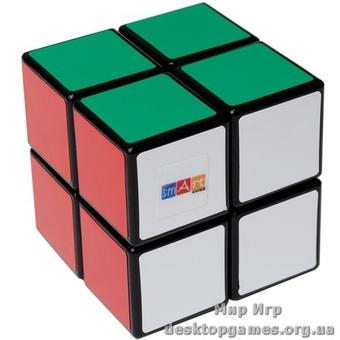 Умный Кубик 2х2 Черный (Smart Cube | QJ | ShengShou)