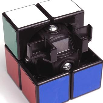 Умный Кубик 2х2 Черный (Smart Cube | QJ | ShengShou) - фото 3