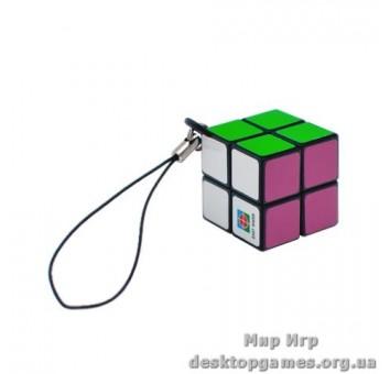 Фингер кубик 2x2 подвеска для телефона