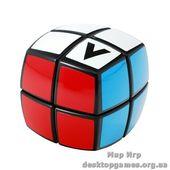 В-Куб 2х2 (V-CUBE 2) черный