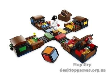 Lego «пирацкий код» Настольные игры 3840
