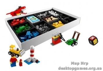 Lego «Творчество» Настольные игры 3844