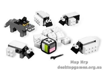 Lego «Стрижка овец» Настольные игры 3845