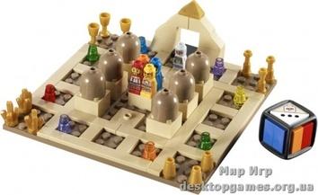 Lego «Возвращение Рамзеса» Настольные игры 3855