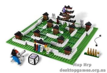 """Lego """"Нинзяго"""" Настольные игры"""