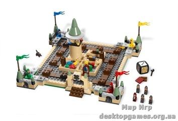 """Lego """"Хогвартс"""" Настольные игры Harry Potter"""
