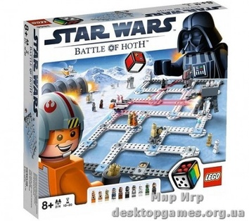 "Lego ""Битва за Хотх"" Настольная игра"