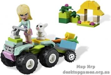 Lego Уход за животными Стефани Friends 3935