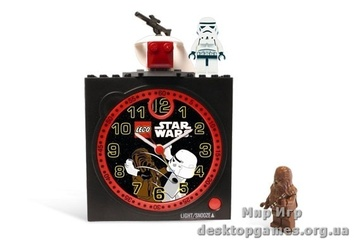 Lego Будильник «Star Wars» 4426075