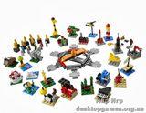 Lego Миксер Историй Games 50004