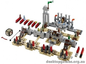 Lego Битва за Хельмову Падь Настольные игры 50011