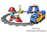 Lego Duplo поезд суперпак 3 в 1 66429