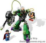 """Lego """"Супермен против робота Лекса"""" Super Heroes"""
