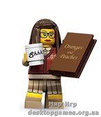 Lego Библиотекарь Серия 10 Minifigures 71001-1