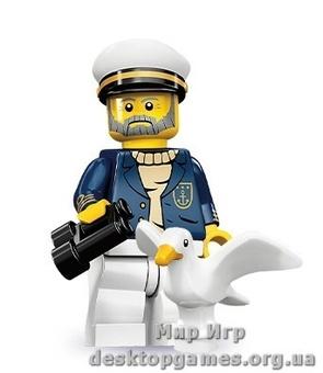 Lego Морской капитан Серия 10 Minifigures 71001-10