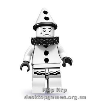 Lego Пьеро Серия 10 Minifigures 71001-11