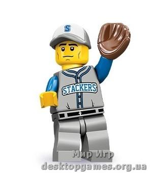 Lego Бейсболист Серия 10 Minifigures 71001-13