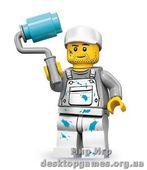 Lego Маляр  Серия 10 Minifigures 71001-15