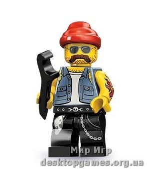 Lego Крутой механик Серия 10 Minifigures 71001-16