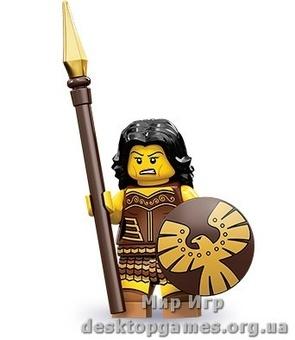 Lego Воительница Серия 10 Minifigures 71001-4