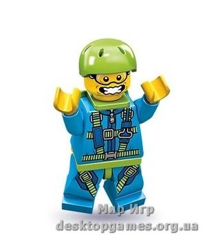 Lego Парашютист Серия 10 Minifigures 71001-6